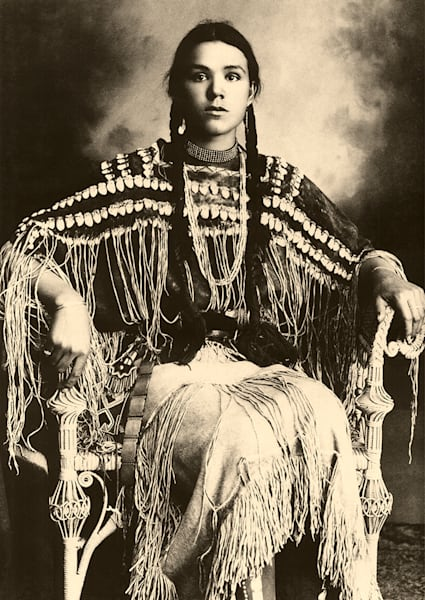 Gertrude Three Fingers, Cheyenne