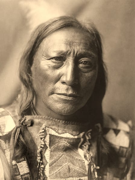 Hollow Horn Bear, Lakota Sioux