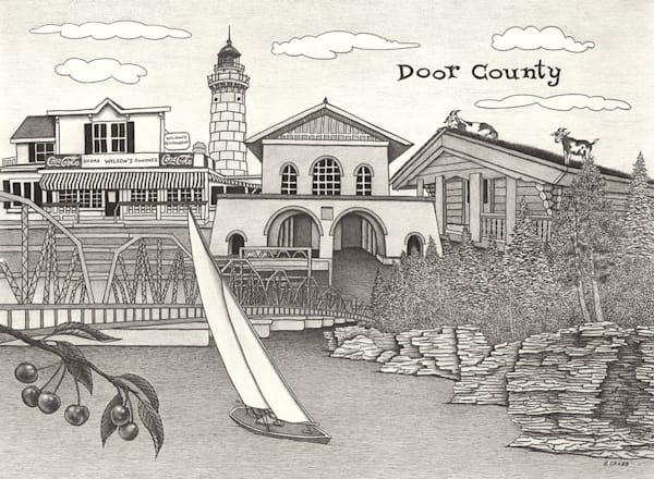 """""""Door County Montage"""""""