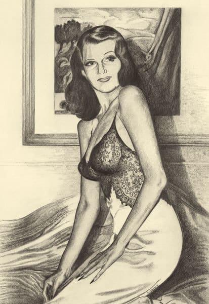 """""""Rita Hayworth"""""""