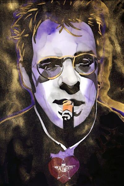 Paul Westerberg Art | William K. Stidham - heART Art