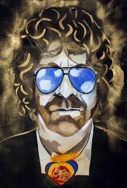 Jeff Lynne Art | William K. Stidham - heART Art