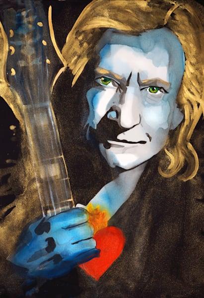 Joe Walsh Art | William K. Stidham - heART Art
