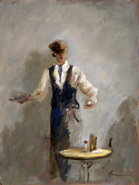 The Waiter II