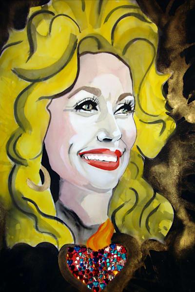 Dolly Art | William K. Stidham - heART Art