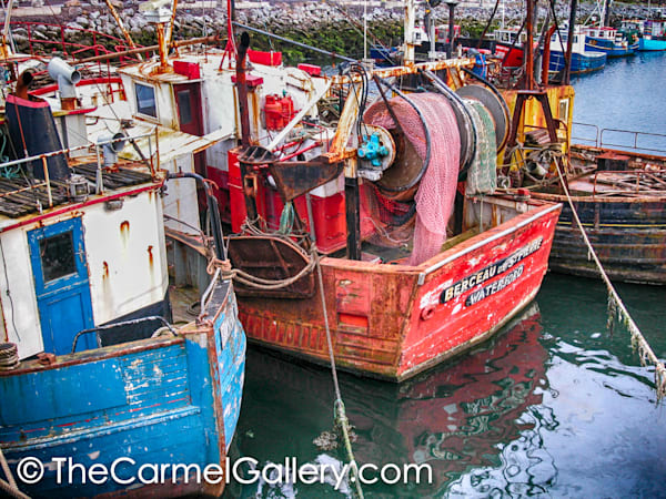 Fishing Boats Dingle