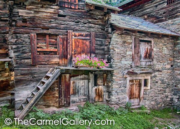 Old Town Zermatt