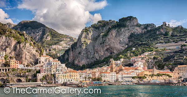 Amalfi Coast Panorama