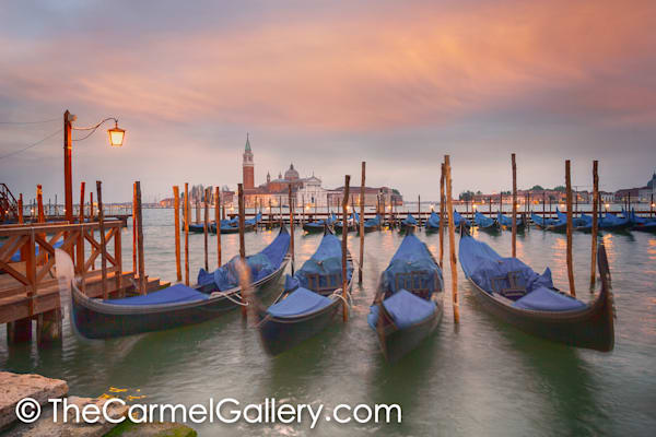 Nightfall Venice