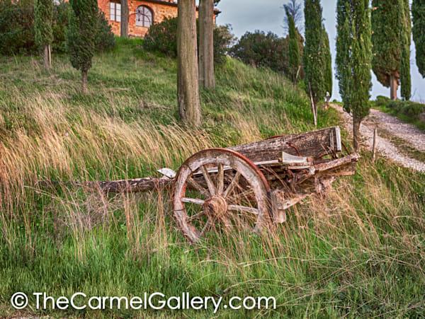 Old Wagon Tuscany