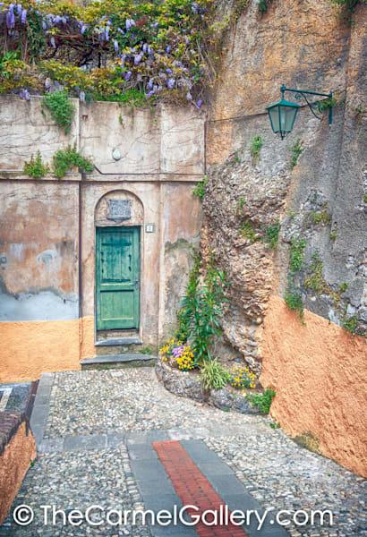 Quiet Streets of Portofino