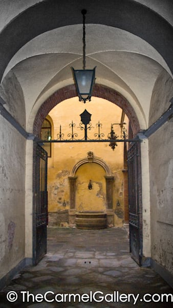 Wishing Well Tuscany