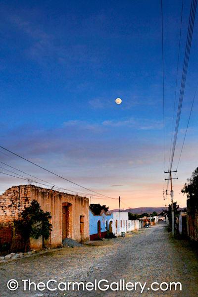 Moonrise Mexico