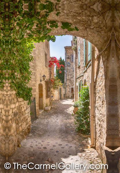 Ancient Arch St Paul de Vence