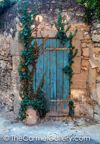 Blue Door Provence