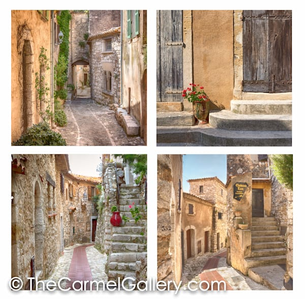 Paths of Provence