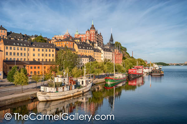 Scandinavia by Olof Carmel