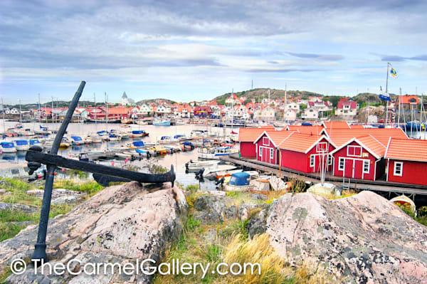 Skarhamn Harbor