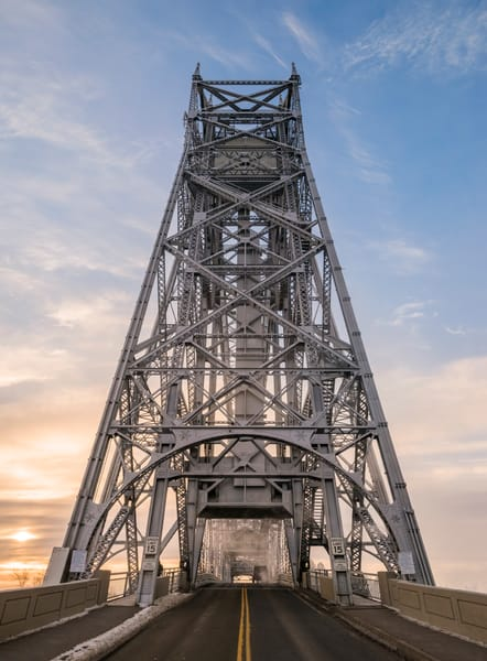 Duluth's Aerial Liftbridge