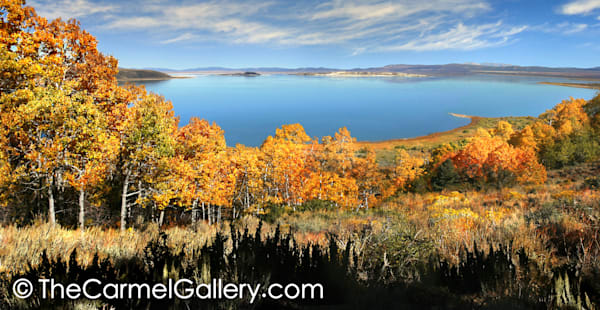 Mono Lake in Autumn
