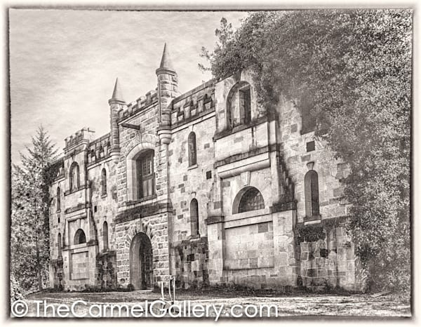Chateau Montelena Tubbs Wine Cellar 1890