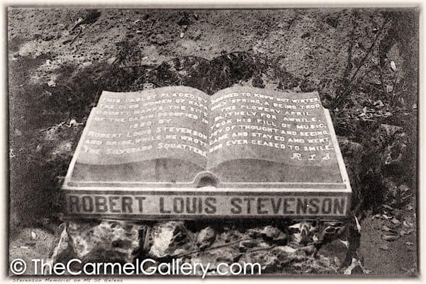 Robert Louis Stevenson Memorial