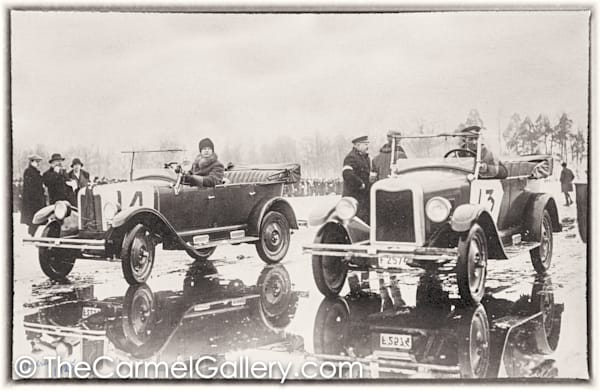Sprint Car Racing 1925