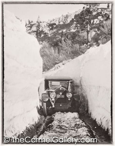 Donner Pass 1920's
