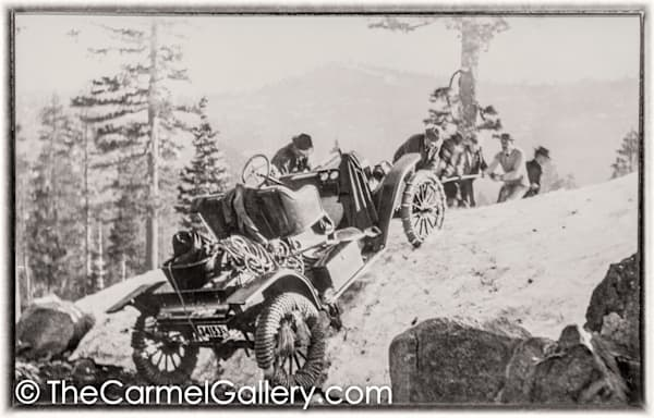 Donner Summit June 1911