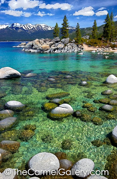 Spring at Sand Harbor
