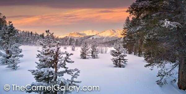 Euer Valley Winter View