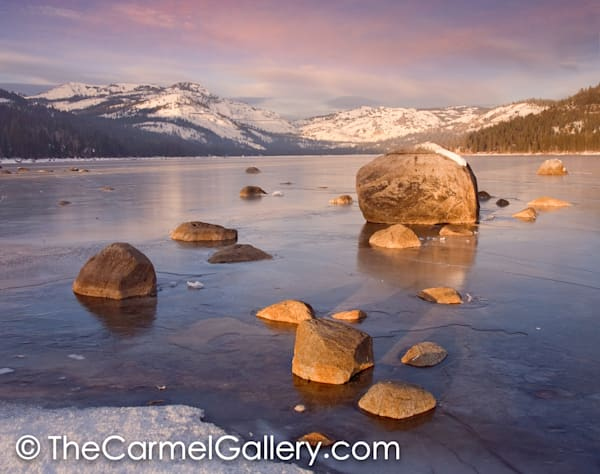Frozen, Donner Lake