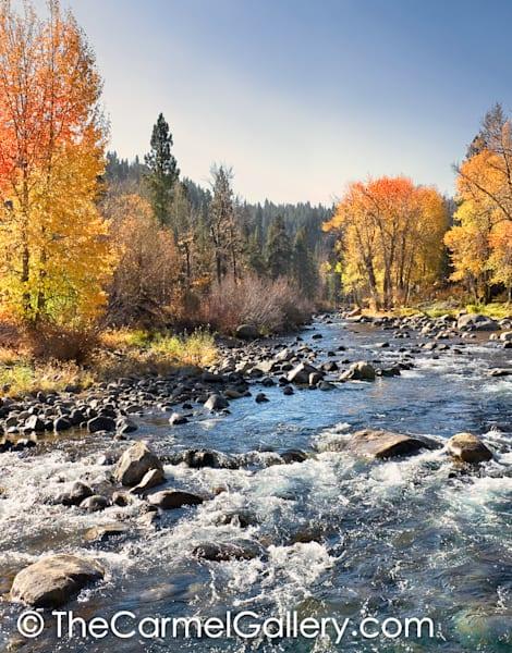 Truckee River Rapids V