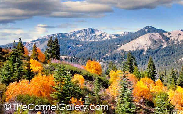 Euer Valley in Autumn