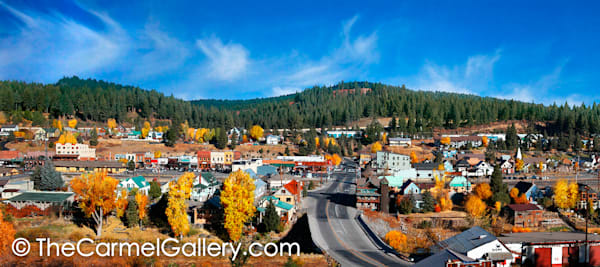 Autumn Morning Truckee