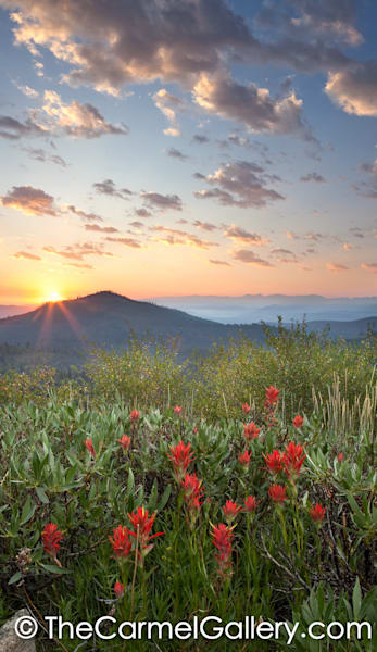 Sunrise Mount Rose