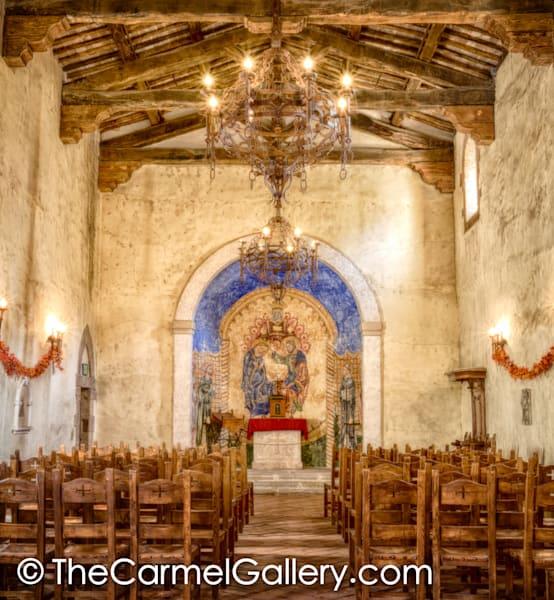 Medieval Chapel Castello di Amorosa