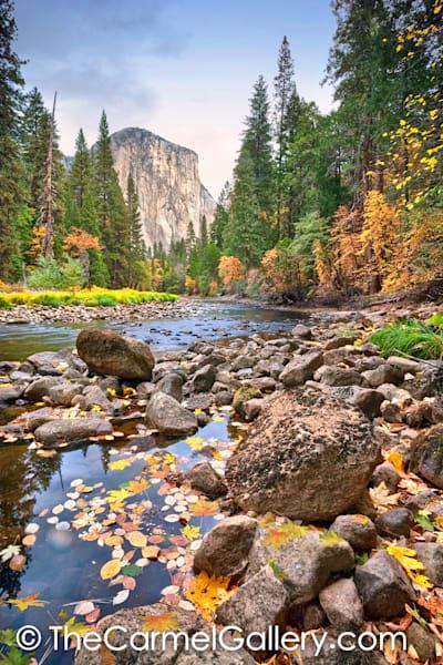 Autumn View El Cap