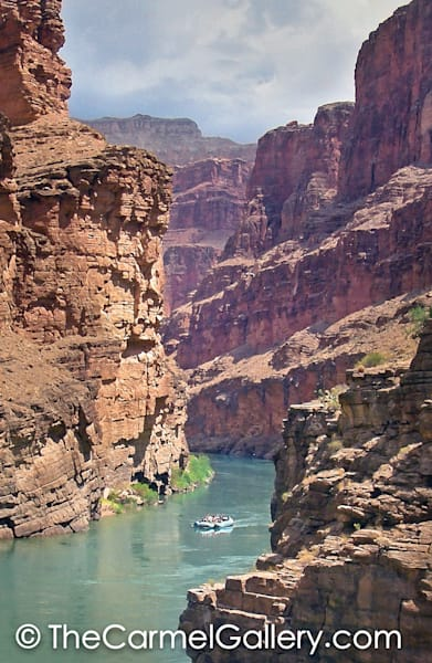 Calm Waters Grand Canyon