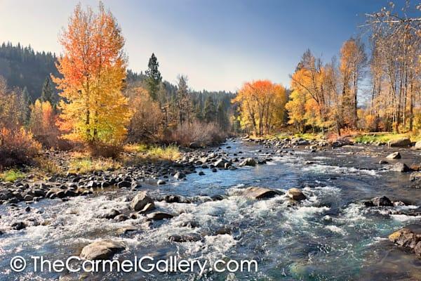 Truckee River Rapids