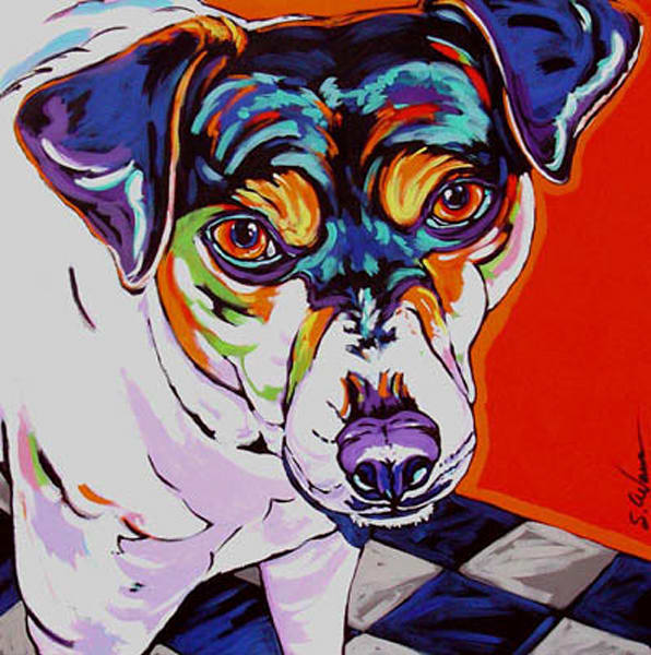 Buck Art | Sally C. Evans Fine Art