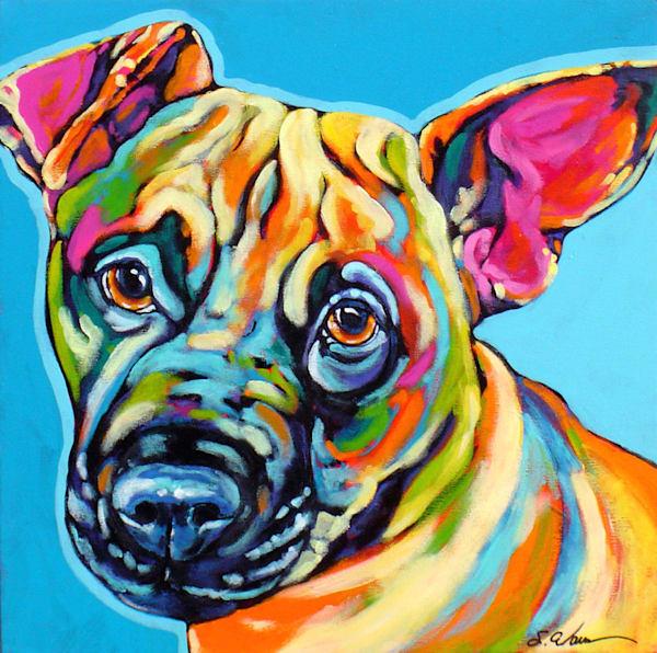 Piglet Art | Sally C. Evans Fine Art