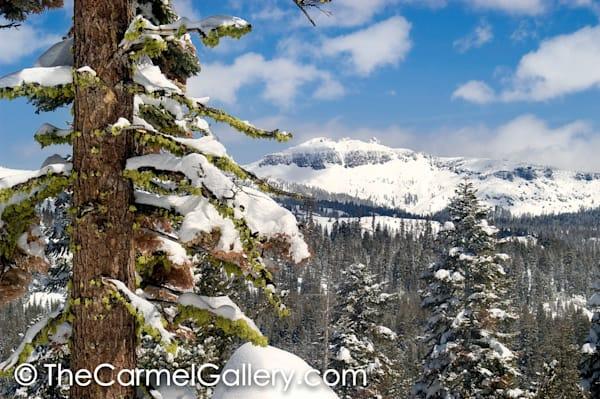 Castle Peak Winter