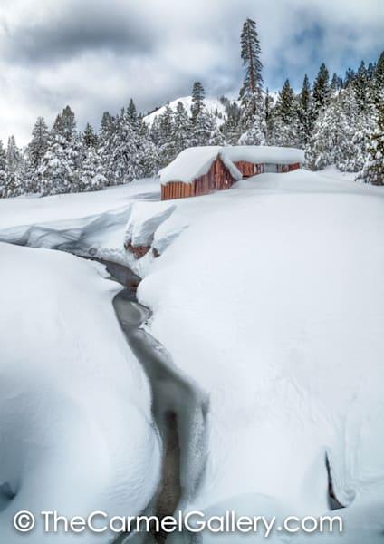 Snowbound Euer Valley