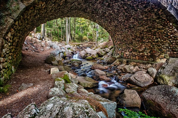 Cobblestone Bridge Fine Art Photograph | JustBob Images