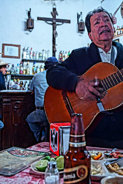 El Mariachi Art | William K. Stidham - heART Art