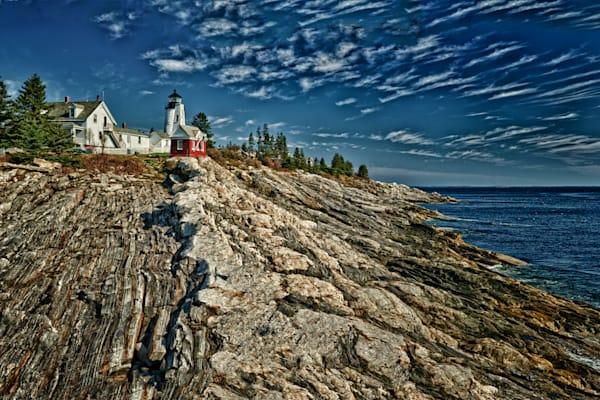 Pemaquid Lighthouse Fine Art Photograph | JustBob Images