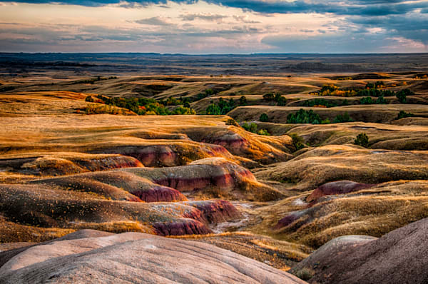 Badlands Color Fine Art Photograph | JustBob Images