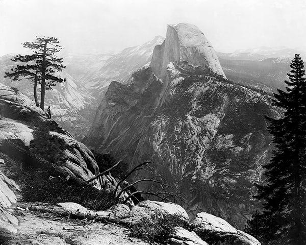High Sierras and Tenaya Canyon