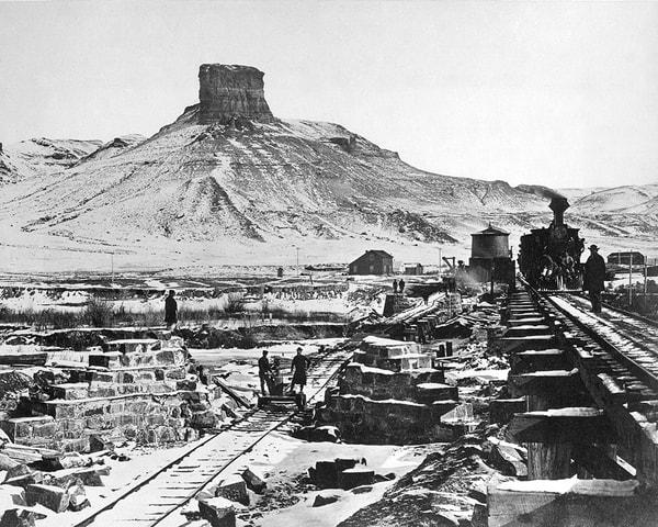 Citadel Rock, Wyoming
